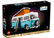 Lego 10279 Volkswagen T2 Camper New With Sealed Box