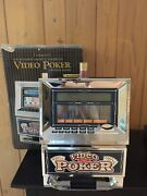 Reczone 7 Games In 1 Video Poker Game Machine Touch Screen, Model 950 -works