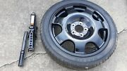17 Ford Mustang 18 Factory Spare Wheel Tire Jack Lug Wrench