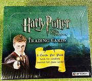Artbox Harry Potter And The Secret Room Trading Card Box