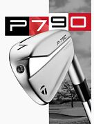 Taylormade Golf P790 2022 Forged Irons 3-pw Dynamic Gold 95 Regular Right Hand
