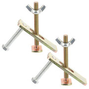 2 Sets Router Clamps Metal Novel Durable Accessories Parts Hold Down Clamp Kit