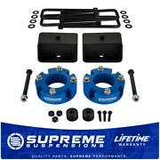 Fits 2007-2020 Tundra 3 Front And Rear Full Leveling Lift Kit + Diff Drop 4x4