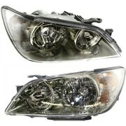 Lx2503121 Lx2502121 Hid Headlight Lamp Left-and-right Hid/xenon Lh And Rh