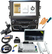 Sync 1 To Sync 3 Upgrade Kit 4'' Upgrade To 8'' Screen For Ford Fusion 2013-19