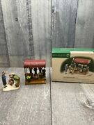 Dept 56 Christmas In The City Fresh Flowers For Sale In Box