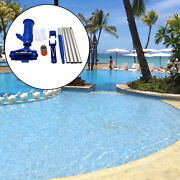 Swimming Pool Cleaner Kits 5 Section Pole For Spas Cleaning Tool Accessory