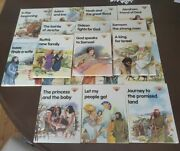 Guideposts Childrens Bible Stories Set Of 1-17 Books 1980s Lion Publishing Hc