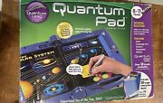 Leapfrog Quantum Leap Pad Learning System 8-11 Y/o, 3rd-5th Grade W/ Book New