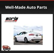 Borla Axle-back Exhaust S-type 11942 For Ford Fusion Sport 2.7l Turbo 2017-2018