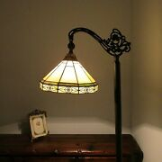 Style Floor Lamp 62 Tall Stained Glass Living Room Bedroom Decoration