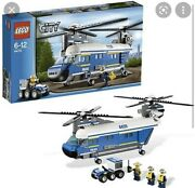 Lego City Heavy-lift Helicopter 4439