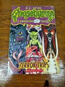 Terror Trips Goosebumps Graphic Novels 2 A Graphix Book, 2 3 Ghoulish Used