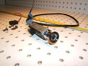 Mercedes W110 1966 200c Dual Carburetor Choke Pull 1 Switch And1 Knob With 1 Cable