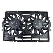 Engine Cooling Fan Assembly For Audi A4 Allroad A6 4g C7 A7 A8 Q5 4h0959455ae