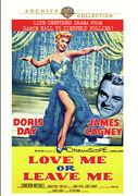 Love Me Or Leave Me 1955,new Dvd, Tom Tully,robert Keith,cameron Mitchell,jame