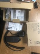 Kenwood Nx-3320k, Uhf, 64ch, Batt, Ant, Rapid Charger, Manual, With Trucking
