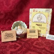 Precious Moments 2000 748390 Let Earth Receive Her King New In Box With Tags
