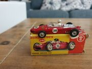Dinky Toys No 242 Ferrari 156 Formula 1 Boxed From The 1960s