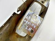 1963 Cadillac Deville Driver Rear Bumper Tail Light Section