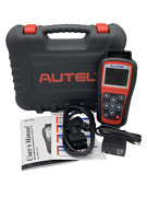 Autel Maxitpms Ts508 Tpms Diagnostic And Service Tool W/case And Obdii Cord