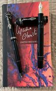 Writers Edition Agatha Christie Set Fountain Pen And Pencil - One Owner