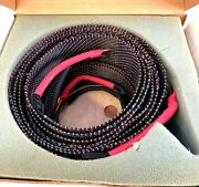 Weber Wire 12and039 Speaker Cables - New In Box - New Old Stock