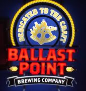 Ballast Point Brewing Company Neon Beer Advertising Sign