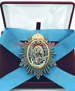 Kingdom Of Serbia. Rare Order Of Milos The Great Star