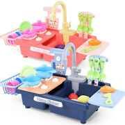 Kitchen Toys Children Pretend Play Educational Learning Playhouse Furniture
