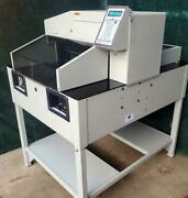 Martin Yale Powerline Pl2150 21 Automatic Paper Cutter Programmable Intimus