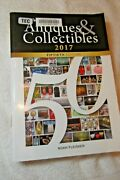 Warmans Antiques And Collectibles 2017 50th Year Illustrations And Prices 700 Pag