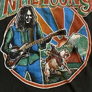 Neil Young And Crazy Hose U.s '78 Tour Vintage Concert T-shirt Native American