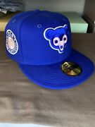 Exclusive Chicago Cubs 1962 Asg Royal Blue 🔵 Pink 🦩bottom 7 1/2