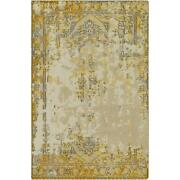Transitional Area Rugs 100 Wool Hand Knotted No Pile For Home Decor