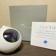 Romi Communication Robot Talking White Color Toys And Hobbies With Tracking