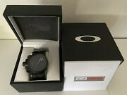 Gearbox Swiss Watch Stealth Black Dial Mens Discontinued Read Description