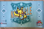 Pokemon Cards Japanese Pokandeacutemon Wcs2018 Play Mat Side Events Only Super Rare