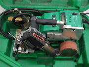 Leister Uniroof E 40mm Automatic Hot Air Welder 120v 1800w In Case