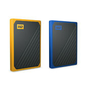 Western Digital Wd 2tb My Passport Go Portable External Ssd Drive All Colours Ps