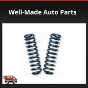 Pro Comp Suspension Coil Springs 3 Lift 2 Front 55592 For 84-01 Jeep Cherokee