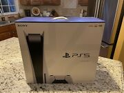 Sony Ps5 Playstation 5 Disc Edition - Brand New - In Hand Same Day Shipping🚐💨