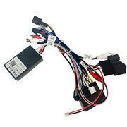 Wiring Harness + Canbus Box For 12-18 Ford Focus 9.7'' 10.4'' 12.4'' 16pin Radio