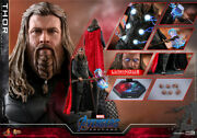 Hot Toys Mms557 1/6 Avengers Endgame Thor Fat Viking Male Action Figure Doll Toy