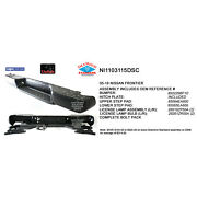 Ni1103115dsc Rear Step Bumper Assembly For 2005-2017 Nissan Frontier