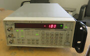 Srs Stanford Research Systems Cg635 2.05ghz Synthesized Clock Generator
