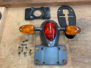 Bmw R1200c Taillight And Turn Signal Assembly Graphitan