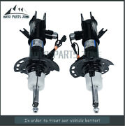 2pcs Front Shock Absorber With Electric For Lincoln Mkz 2013-17 3.7l 2.0l