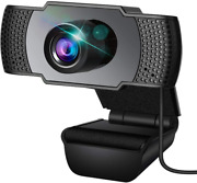 Webcam, Webcam With Microphone, Usb 3d Denoising And Automatic...