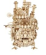 Studio Ghibli Howl's Moving Castle 3d Puzzle Toy Hobby Goods Finished Product